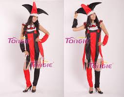 Halloween Jester Costume Women U0027s Carnival Halloween Clown Joker Jester Costume Buy