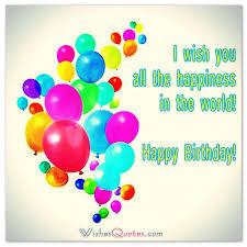 birthday greeting card the most beautiful birthday free happy
