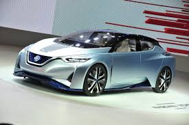 nissan leaf real world range nissan says it will unveil next gen leaf with 200 miles of range