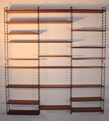 String Shelving ladder shelf by nisse strinning for string 1950s for sale at pamono
