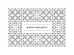 bodoni ornament on behance