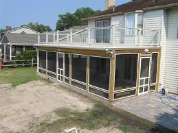 screen in porch builder norfolk virginia acdecks
