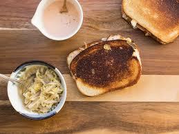thanksgiving leftovers recipe turkey reuben sandwich