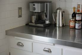 cheap kitchen countertops ideas budget kitchen countertops ideas sheet metal tile wood clay
