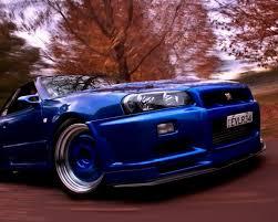 nissan skyline station wagon simplywallpapers com gtr nissan skyline blue cars r34 desktop