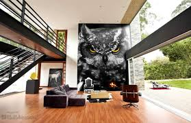 owl the great horned owl interiors design home design spread