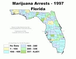 Map Of Northwest Florida by Florida Top 10 Cash Crops Norml Org Working To Reform