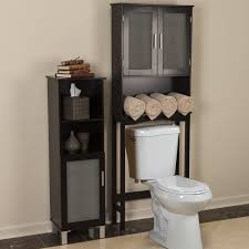 Behind The Door Cabinet Bathrooms Design Over Commode Storage Cabinets Bathroom Shelves