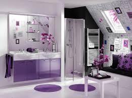 Purple Home Decor Cool Dark Purple Bathroom Rug Set Light Walls Canada Designs