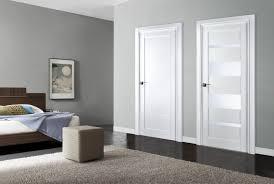 Interior Door Modern Arazzinni Mirella Bianco Noble Modern Interior Door
