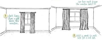 Properly Hanging Curtains How High To Hang Curtains How High To Hang Curtains Awesome It U0027s