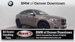 new 2018 bmw x6 price bmw x6 in denver co