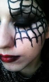 Big Mouth Halloween Makeup Halloween Makeup Tutorial U2013 The Black Widow U2013 Makeup Brushes