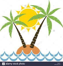 coconut tree vector vectors stock photos u0026 coconut tree vector