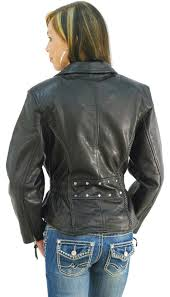 motorcycle leathers women u0027s buffalo leather motorcycle jacket special l267sp