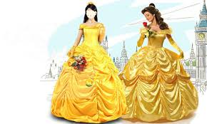 Beast Halloween Costumes Aliexpress Buy Belle Costume Princess Belle Costume