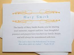 religious thank you cards 20 best funeral ty notes images on index cards colors
