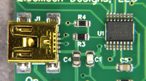 tools and techniques for air soldering surface mount components