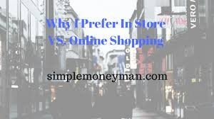 Rugged Warehouse Online Why I Prefer In Store Vs Online Shopping Simple Money Man