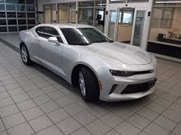 chevrolet camaro used 2016 used chevrolet camaro 2dr coupe lt w 1lt at landers chevrolet