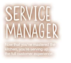 Kitchen Manager Re Career Path