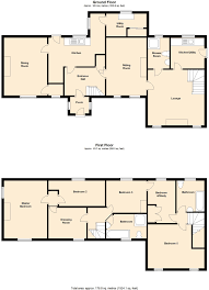 Wisteria Floor Plan by 4 Bedroom Detached House For Sale In Lyneal Sy12 Sy12