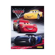 cars 3 cars 3 movie sticker collection album