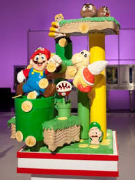 some cool wars cake wars mario maker themed cake wars crowns maker of classic mario