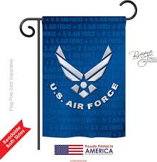 Alabama Yard Flag Us Air Force Garden Flag Decorative Us Air Force Garden Flags