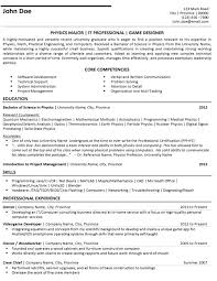 Video Resume Ideas Click Here To Download This Game Designer Resume Template Http