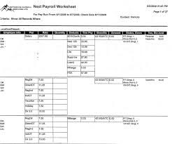 Vacation Accrual Spreadsheet Rothrock Payroll A Professional Tax And Accounting Firm In