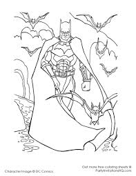free batman coloring pages chuckbutt com