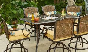 7 Pc Patio Dining Set Dining Chair Hampton Bay Patio Furniture Covers Amazing Outdoor