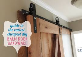 barn door cafe diy barn door track tutorail drill bit and with how to build