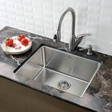 Countertop Kitchen Sink Kitchen Sinks And Countertops Interesting Undermount Kitchen Sink