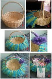 mermaid easter basket 14 best easter images on easter baskets easter ideas