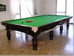 pool table light size fcsnooker presents the elite finished in black turned leg