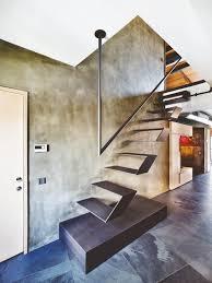 handlauf treppe futuristische schwebende treppen mit handlauf abgehängt der