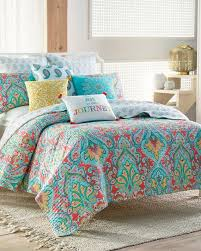 floral paisley luxury quilt print quilts bedding bed bath