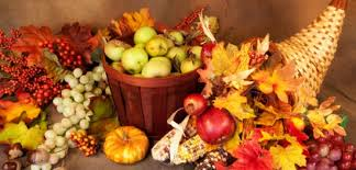 cornucopia thanksgiving news