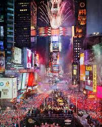 celebrate new year s in times square experiences