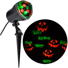 Halloween House Lights Video by Lightshow Halloween Projection U0026 Spot Lights Outdoor Halloween