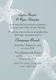 wedding ceremony invitation wording reception invitation wording after a wedding ceremony