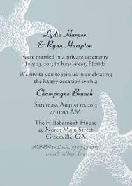 wording for wedding ceremony reception invitation wording after a wedding ceremony