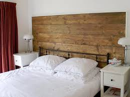 Wood Panel Headboard Wood Panel Headboard In Adorable Interiorvues Prepare 1 For How To