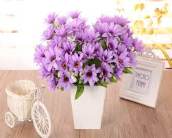 Decorative Flowers For Home by Compare Prices On Artificial Flower Decorative Pots Online