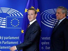 si e social bruxelles zuckerberg va in scena compliant a bruxelles si24