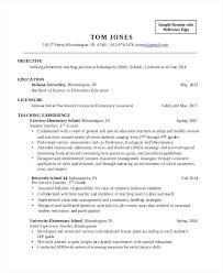 Substitute Teacher Job Description For Resume Sample Elementary Teacher Resume Substitute Teacher Resume
