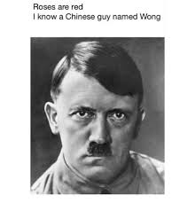 Chinese Guy Meme - roses are red i know a chinese guy named wong meme on me me