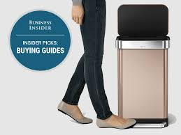 What Is The Best Dishwasher The Best Trash Cans You Can Buy Business Insider